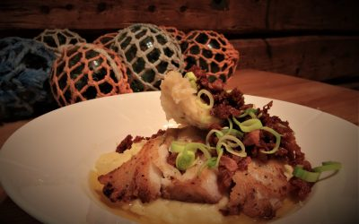 cod fish dish